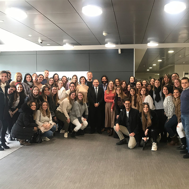 Curso em Valência – Espanha